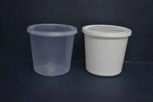 600ml Disposable Round Container