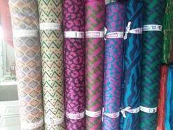 Jacquard Acrylic Cloth, Multiple