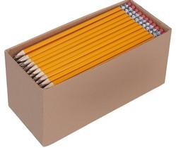 Pre- Sharpened Wood Cased HB Pencils