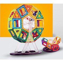 Multicolor Smartcraft Magnetic Building Blocks Toys Set, Size/dimension: 55x38x10 Cm