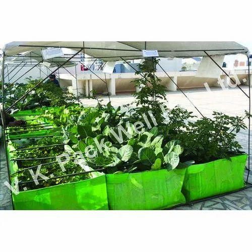 Terrace Gardening HDPE Grow Bags