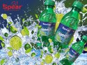 Soft Drink Clear Lemon Spear Googly, Liquid, Packaging Size: 300 Ml