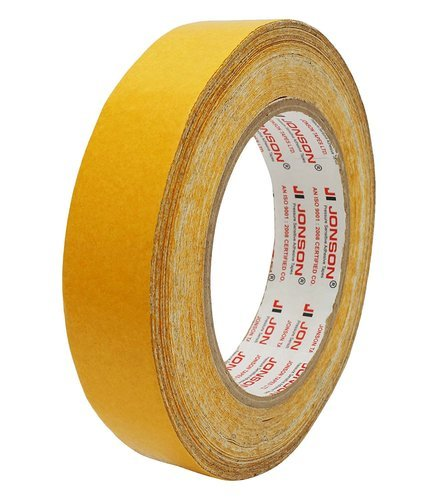 Carton White Both Side Adhesive Tape, for Printing Purpose