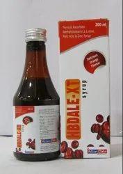 HBDALE-xT Ferrous Ascorbate, Methylcobalamin, L-Lysine Folic Acid and Zinc Syrup