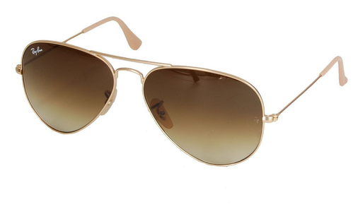 c1408536ae58 Male Ray-Ban Aviator Sunglasses (Brown Gradient), Rs 7490 /piece ...