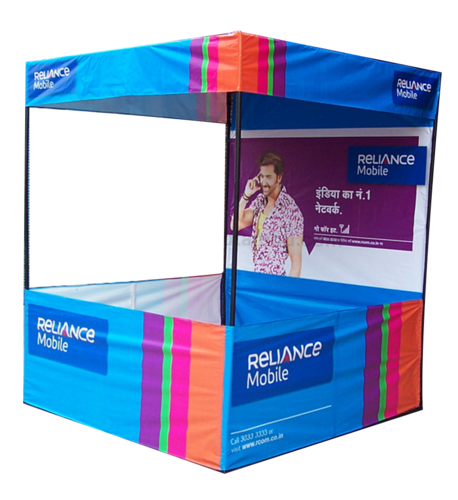 Promotional Display Tent  sc 1 st  IndiaMART & Promotional Display Tent at Rs 1200 /piece | Display Tambu - Grand ...