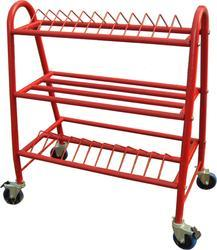 Discuss and Shot Put Trolley
