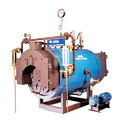 Horizontal Solid Small Industrial Steam Boiler