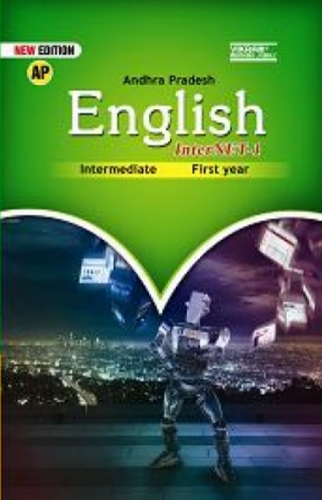 1st Year Inter English Book - AP-Inter-I-English-(Guide