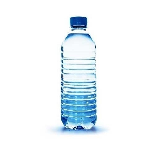 Screw Cap Plastic Recyclable Water Bottle Capacity 1
