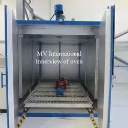 Motor Winding Baking Oven