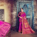 Weaving Silk Sarees