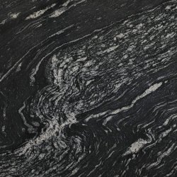 Wave Black Granite
