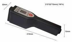 Hand Held Dangerous Liquid Detector Portable Explosive Liquid Scanner Accurate Detecting Reaction