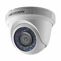 Hikvision 2 Mp Ir Dome Camera, Vision Type: Day & Night, Camera Range: 15 To 20 M
