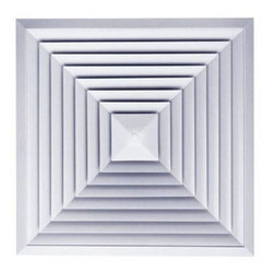 Commercial Aluminum Ceiling Diffuser