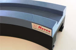 Movex Magnetic Corner Tracks
