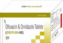 Ofloxa &  Ornidazole Tab
