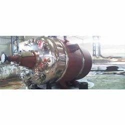 Used SS Vacuum Reactor
