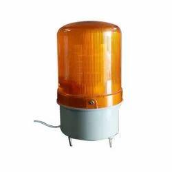 LED Solar Warning Blinker