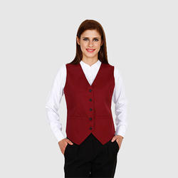 UB-VEST-MAR-00W3 House Keeping Vest