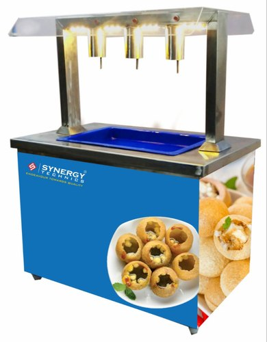 Panipuri Water Filling Counter