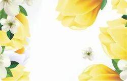 Yellow Lotus Table Mat