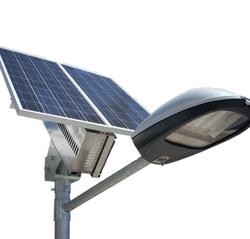 Street Lighting with Solar System
