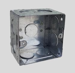 Metal 1/2M Concealed Box