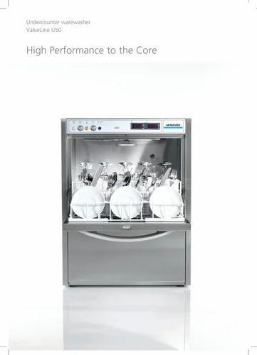Stainless Steel Freestanding Dishwasher-Winter Halter