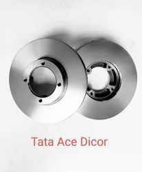 Brake Disc Tata Ace Dicor