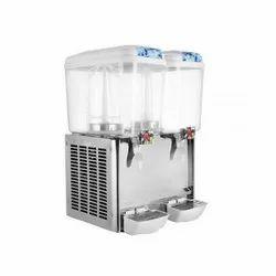 Double Juice Dispenser Tank