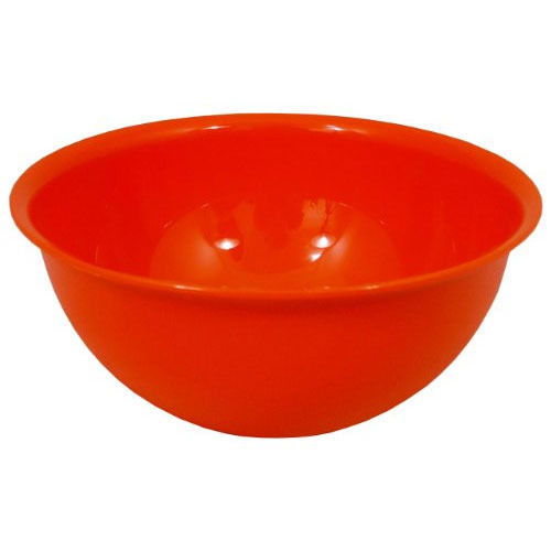 Red Plastic Bowl at Rs 25 /piece | Plastic Bowls | ID ...