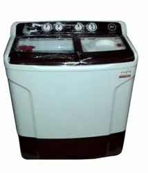 700CT Wine Red Semi Automatic Washing Machine