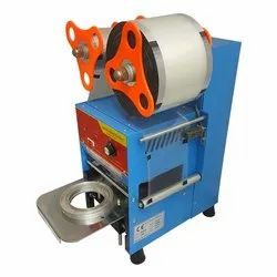 Cup Sealer Semi Automatic