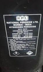 Hydrogen Peroxide NPL 50