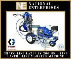 Line Lazer Iv 200 Hs Graco Line Lazer Line Marking Machine