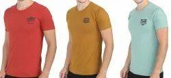 Customized Round Neck T Shirt