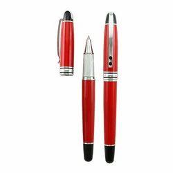 Red Roller Pen