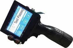 Dy 360  Handheld  Portable Inkjet Batch Coding Printer