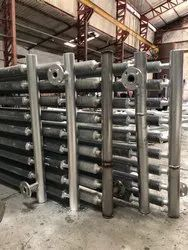 Air and Water Cooled Heat Exchanger