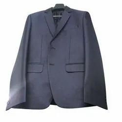 Regular Fit Formal Mens Polyester Coat