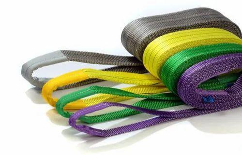 Lifting Belt (Duplex Polyester Webbing Slings)