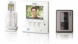 Panasonic & Commax Video Door Phone, Model: Panasonic SL-SW251