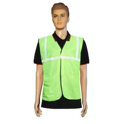 Nova Safe Prime Reflective Safety Jacket 1 inch Net