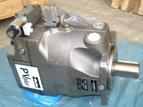 Cast Iron Parker Piston Pump, Hydraulic Drive