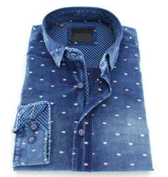 Men's Fashion Denim Shirts