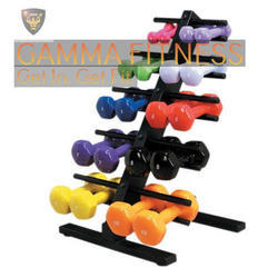 10 Pairs Dumbbell Rack Without Dumbbell