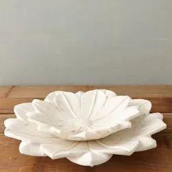 Marble Lotus Flower