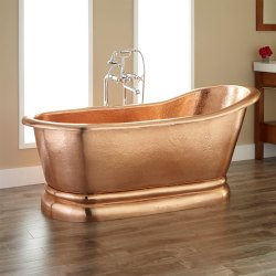 Copper Hammered Bath Tub NJO-7510